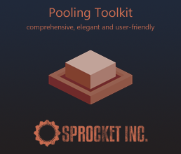 Pooling Toolkit on the Unity Asset Store
